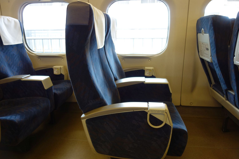 Drehbare Bahnsitze