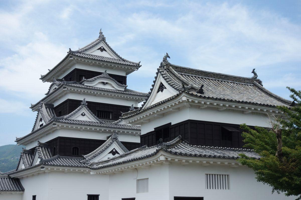 Ōzu Castle #2
