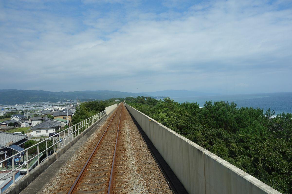 Gomen-Nahari Linie nach Nishibun