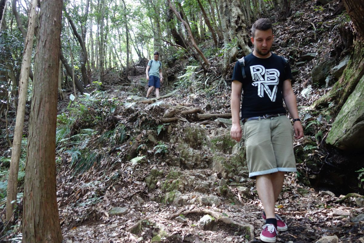 Old Hirayama Trail #1